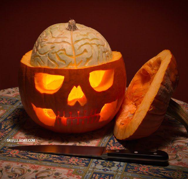 Pumpkin Brains