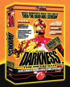 Darkness VHS