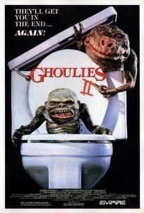 POSTER-GHOULIES-II