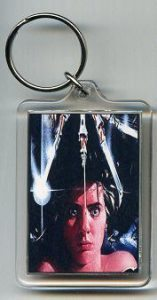 horror key chain