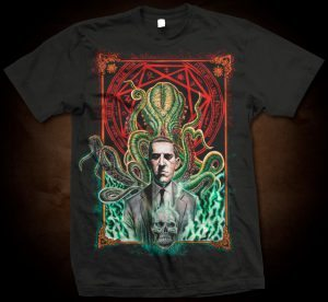 lovecraft shirt