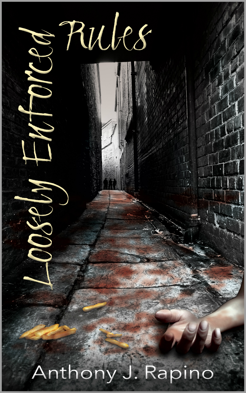 Loosely Enforced Rules Horror Story Full Cover