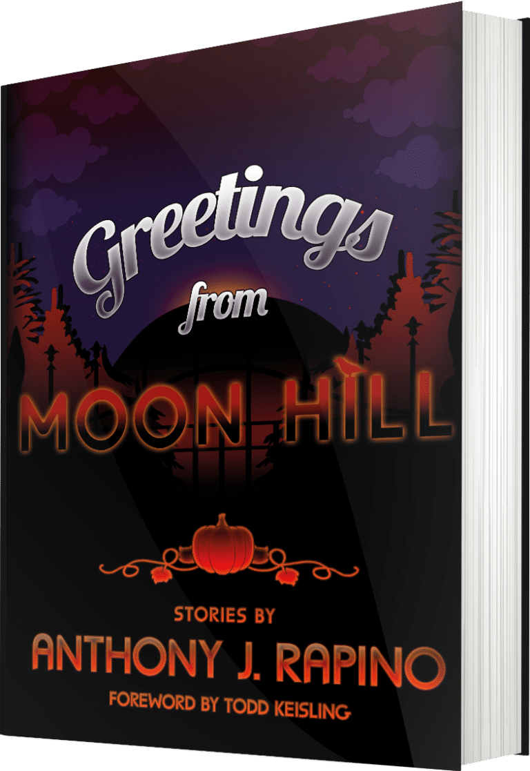 Greetings From Moon Hill Book