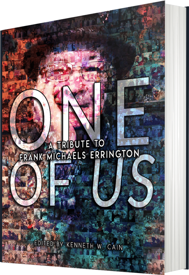 One of Us - Anthology Book